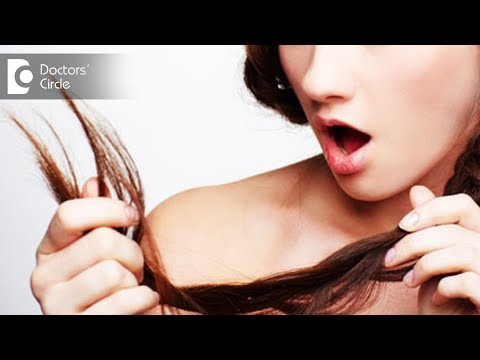 What oral supplements can control hair fall ?- Dr. K C Nischal