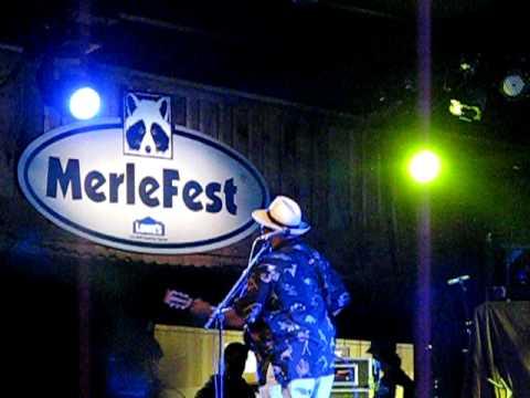 My Creole Belle- Taj Mahal- @Merlefest 2010