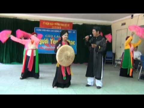 Múa hát Hoa thơm bướm lượn - CLb Thái Thịnh giao lưu.