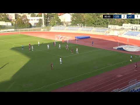 Česká republika U18 - Lotyšsko U18