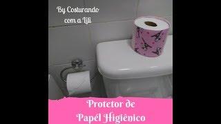 Protetor de papel Higiênico