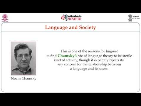 Sociolinguistics Structures: Roman Jakobson, Levi Strauss (ENG)