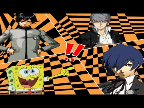 PERSONA AMV - Kendrick Lamar West Side Right On Time
