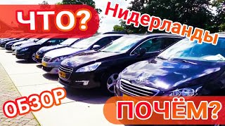 Автоплощадка Нидерланды - что купить и по чем? Подбор авто в Европе