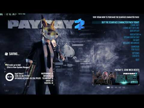 Payday 2 First World Bank SpeedRun #131.1 Normal 6:04 min