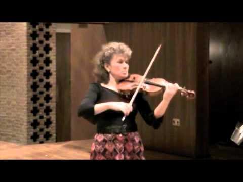 Marta Szlubowska, You Tube Symphony Audition, 2011