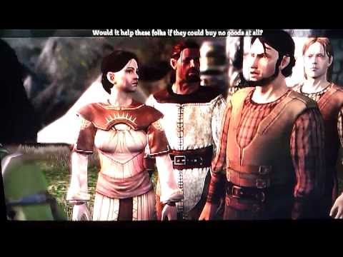 Dragon Age: Origins -- 3 Ways to Handle the Lothering Chantry ...