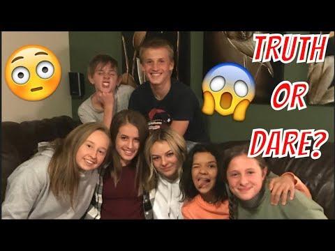 TEENS TRUTH OR DARE | THE LEROYS