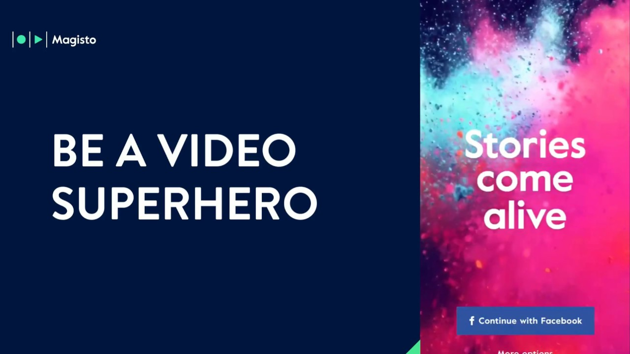 video magisto gratis