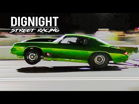 DigNight 2019 - No Prep Drag Racing - Houston, Texas
