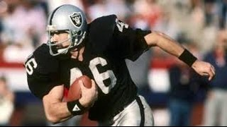 Oakland Raiders/Los Angeles Raiders Todd Christensen Highlights