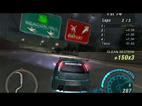Need For Speed Underground 2 - Vauxhall Corsa 1.8 - Tuning And Race