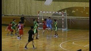 20191222福岡県高校新人ハンドボール男子3位決定戦 西南学院vs祐誠(前半)