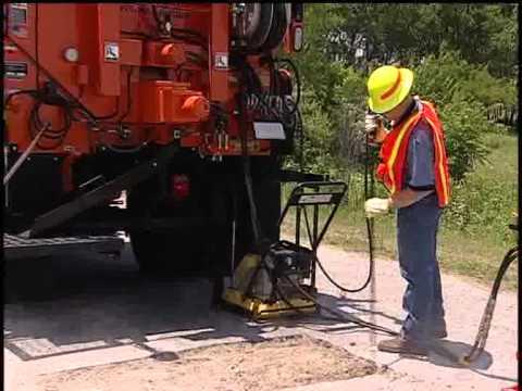 Pro-Patch Asphalt Pothole Patcher