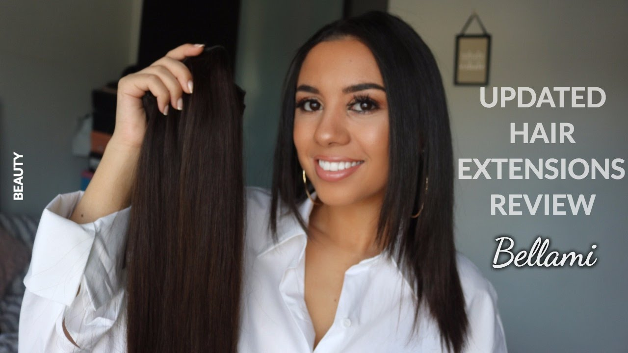 Updatedhonest Bellami Hair Extensions Review Are They Worth The