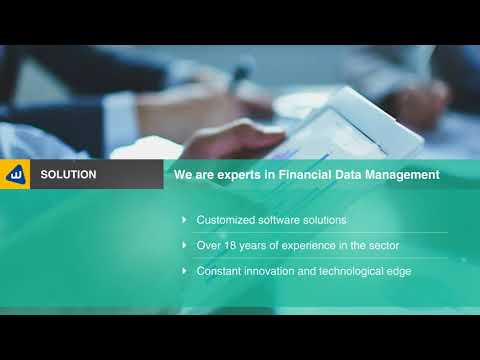 Experts in Financial Data Management - MedySIF