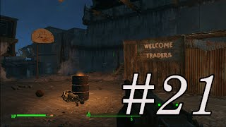 "Fallout 4 Walkthrough - Part 21 ""University Point - Sedgwick Hall"""