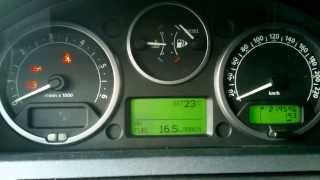 Land Rover Range Sport 2005