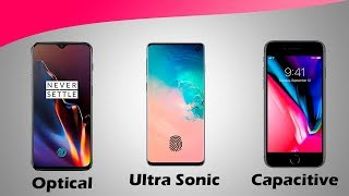 Every Fingerprint Scanner Explained! Optical vs Ultrasonic vs Capacitive!