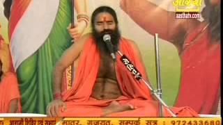 Swami Ramdev at Mahuva, Bhavnagar,Gujarat