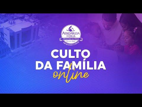 Culto Da Família Online - TV ADPerus I 31.05.2020