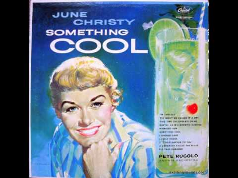 June Christy - Something Cool (Stereo Version)