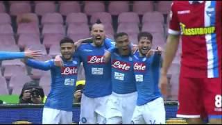 HL - Napoli V Spal 1-0