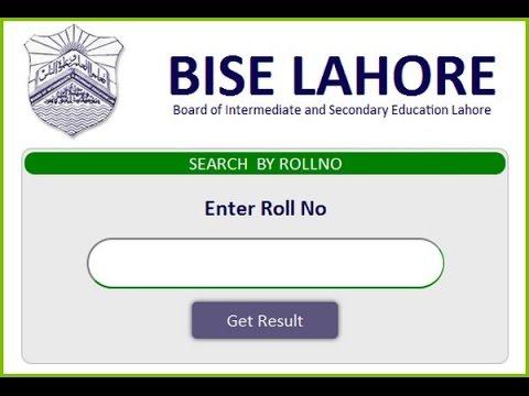 Lahore Board announces Intermediate Part 1 result