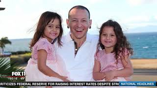 Chester Bennington's Wife Speaks Out