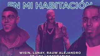 Wisin, Lunay, Rauw Alejandro ft. Lo...
