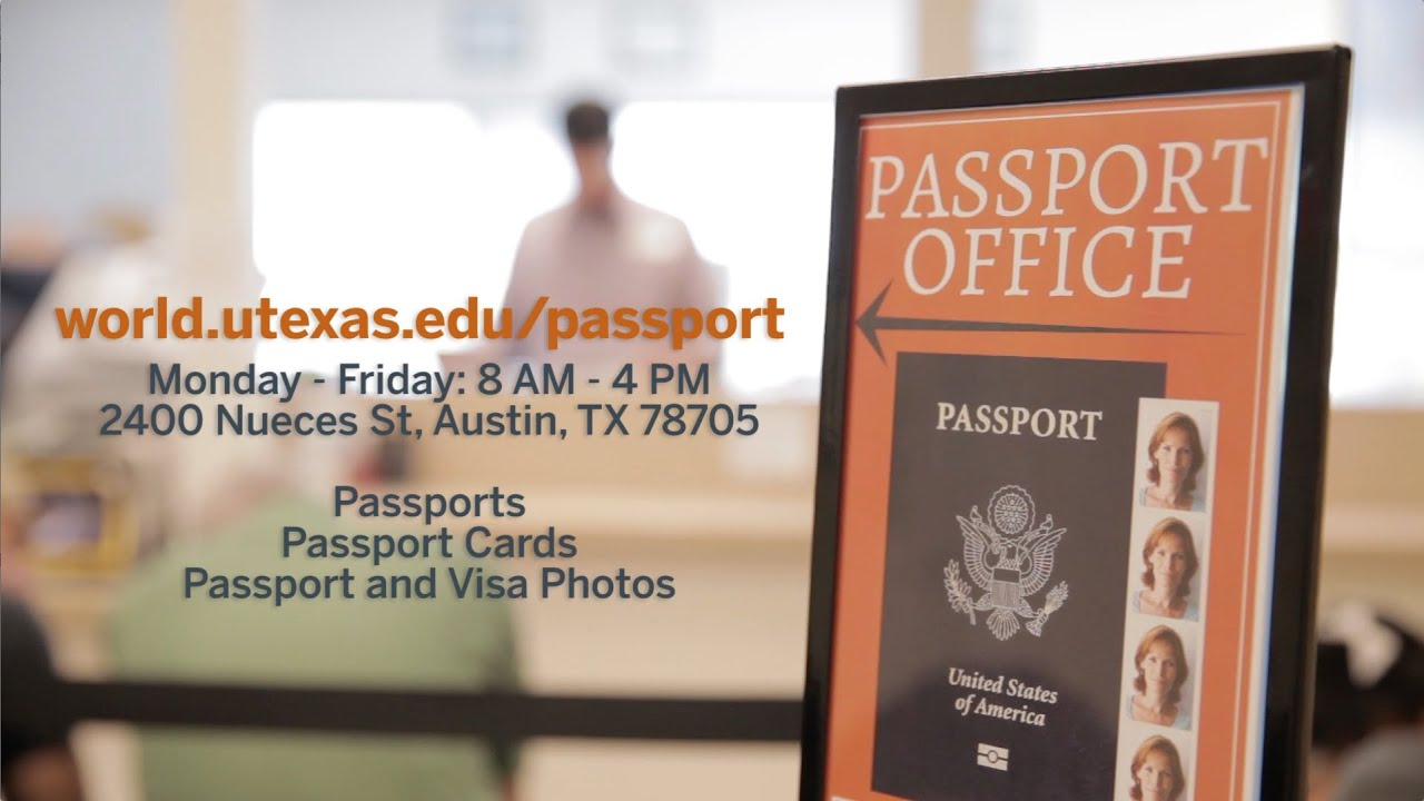 Ut Passport And Id Services Youtube