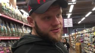 Marcin Tybura UFC209 Las Vegas VB1