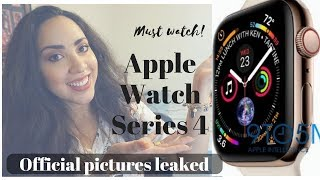 New Apple Watch 4 and iPhone 2018 | Leaks of official photos!