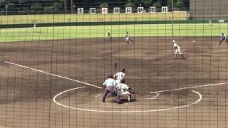 第99回神奈川大会 2回戦 横浜高校VS南高校 増田珠 第2打席
