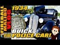 1934 BUICK COUPE NYC POLICE CAR - FIREBALL MALIBU VLOG 778