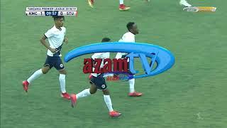 Mabao ya KMC ikiichapa Stand United 2-0 kwenye dimba la Uhuru (TPL – 21/09/2018)
