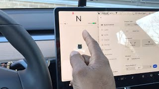 How to put model 3 in neutral