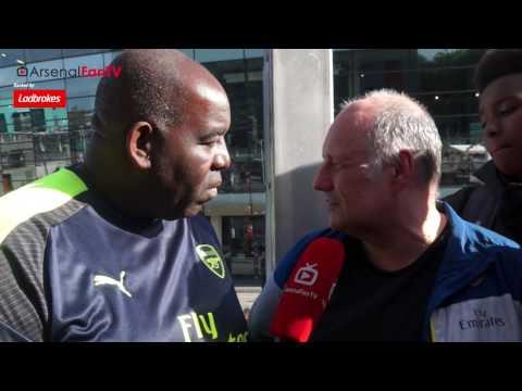 Arsenal 3-1 Everton | We're A F*ck*ng Mess says Claude