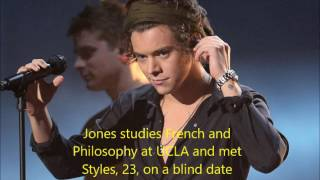 Harry Styles wrote a love song to a beautiful 20-year-old college girl who met on a blind date