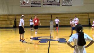 Speed & Agility Drill - San Antonio Basketball Training
