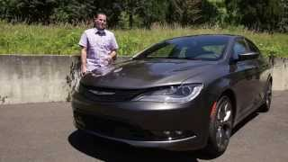 2015 Chrysler 200 Review
