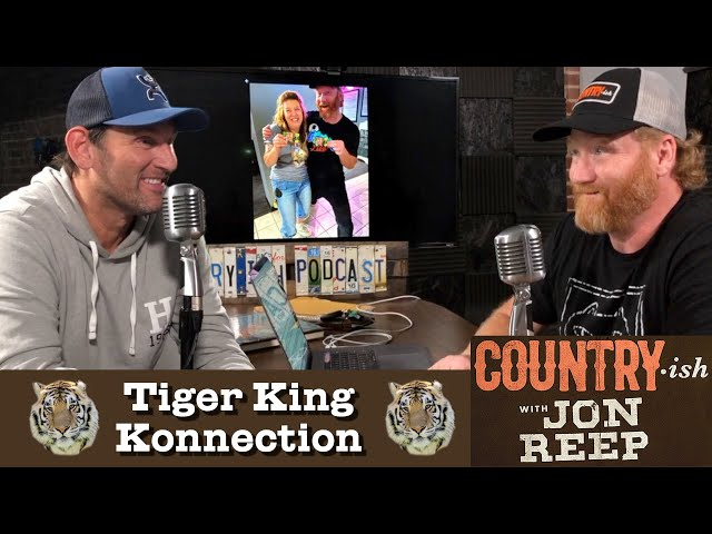 Tiger King Konnection in Tampa - Country-ish with Jon Reep (from Ep. 29)