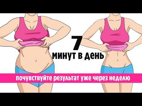 Программа тренировок для похудения для девушек на месяц в домашних условиях