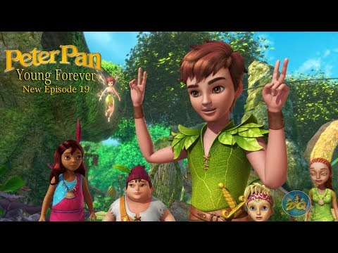 Peterpan Season 2 Episode 19 Forever Young | Cartoon For Kids |  Video | Online