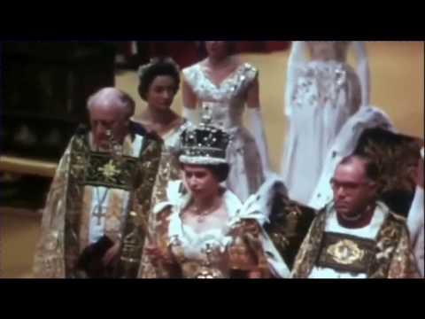 Coronation of Queen Elizabeth II -