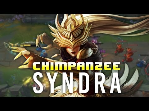 Imaqtpie - CHIMPANZEE SYNDRA (MOST TILTING MIDLANE FOOTAGE)