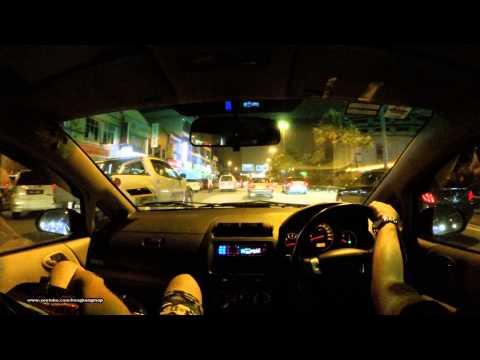 Malaysia Car Ride (Muted)