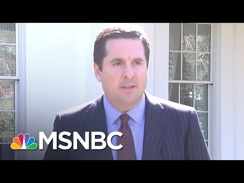 Devin Nunes Lunges Back Into Russia Investigation With Subpoenas | Rachel Maddow | MSNBC