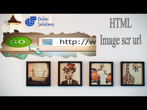 HTML Image Tag Img Tag Attribute Src Specifics URL And Alt Alternate Text.