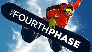 Snowboarding The Fourth Phase - Red Bull Walkthrough